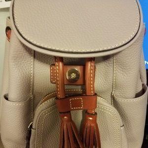 Small Pebble Grain Murphy Backpack